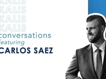Carlos Saez Header Image