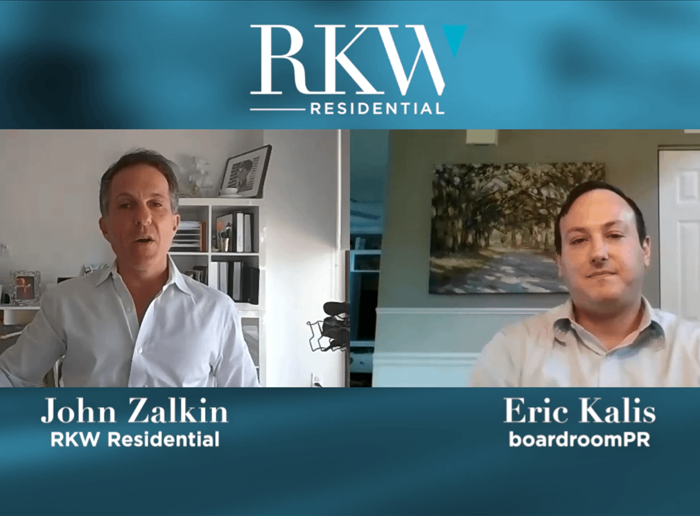 BoardroomPR - Real Estate PR - Eric Kalis